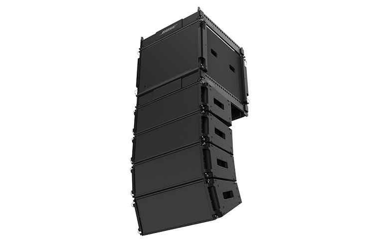 Divizia Bose Pro prezinta primele imagini cu boxele-array ShowMatch™ DeltaQ™ la InfoComm 2016