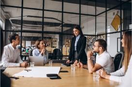 La ce soluții poți apela pentru delimitarea eficientă a spațiului office?