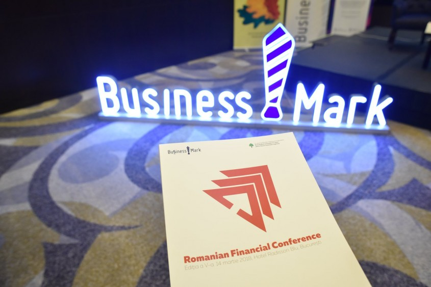 Romanian Financial Conference 2018 BusinessMark