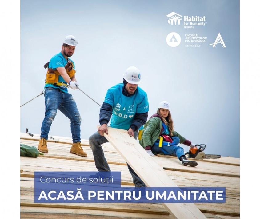 Concurs de arhitectură: Soluţii pentru construirea de locuinţe-tip de 20.000 sau 30.000 de euro