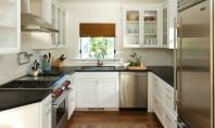 Idei de amenajare pentru bucătăria în formă de U Bucataria in forma de U se prezinta