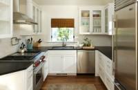 Idei de amenajare pentru bucătăria în formă de U