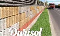 Panouri fonoizolante Durisol produse de Leier Romania