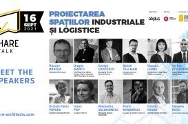 Conferința specialiștilor în proiectarea spațiilor industriale și logistice - 16 septembrie, București