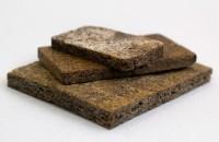 Plăcile din coji de cartofi, o alternativă la PAL și MDF prietenoasă cu mediul Materialul bio, numit Chip(s) Board, a aparut ca urmare a constientizarii de catrei cei doi designeri a impactului asupra mediul al placilor folosite in mod