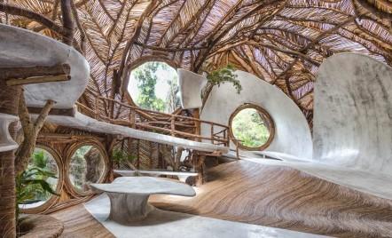 Strănepotul legendarei Peggy Guggenheim a deschis această fantastică galerie de artă