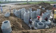 Separatoare de hidrocarburi GIMANI & MUFLE furnizeaza o gama completa de separatoare de hidrocarburi din beton