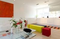 Apartamentul Ceciliei, o combinatie de modern si design traditional scandinav