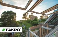 Ferestrele balcon FAKRO, dinspre infinitul cerului spre nemărginirea Pacificului