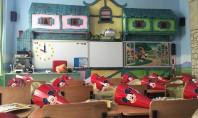 O sala de clasa ca un loc de joaca Let's Art a creat o sala de