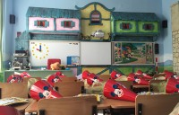 O sala de clasa ca un loc de joaca