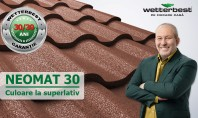 O nouă protecție pentru acoperișuri cu garanție de 30 de ani la coroziune și la culoare