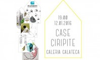 Cea de-a doua editie a expozitiei de creatie Case Ciripite Asociatia De-a arhitectura va invita la