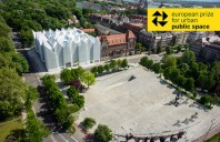 Castigatorul Premiului European pentru Spatiul Public Urban in premiera la Bucuresti la conferinta internationala de arhitectura