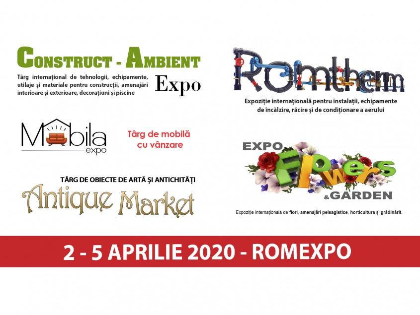 Participă și tu la manifestările expoziționale home & deco ale anului 2020