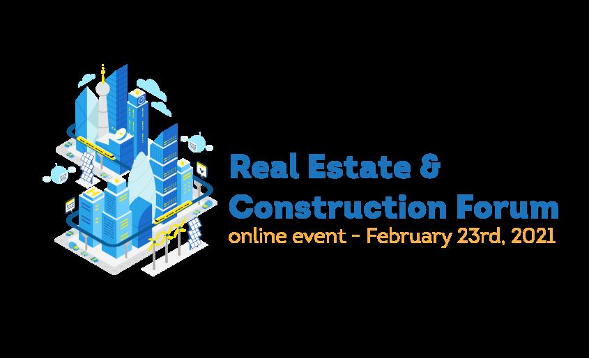 """Despre situația pieței imobiliare, la cea de-a XII-a ediție a """"Real Estate & Construction Forum"""""""