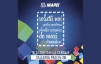 Descopera noutatile Mapei la Cersaie 2016!