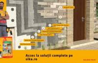 Fațadă placată cu piatră – soluţie tehnică