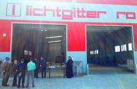 LICHTGITTER RO a inaugurat o noua hala de productie