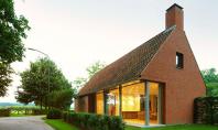 Locuinta moderna intr-o anvelopanta traditionala Arhitectii olandezi de la Bedaux de Brouwer sunt autorii acestei frumoase