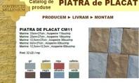 Piatra decorativa pentru placat de la Constructii Millenium Piatra decorativa pentru placare este solutia cea mai