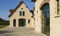 Domeniul Soucy  Renovarea unui castel vechi: imbinarea patrimoniului arhitectural si a noilor cerinte functionale.