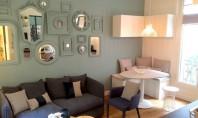 Apartament cu doua camere in doar 30mp Apartamentul lui Yasmine amplasat intr-o cladire istorica din Paris