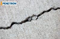 5 motive pentru care se fisurează betonul - Tratament în masa betonului cu Penetron