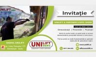 Unilift & Partners Expo-Show In perioada 12-13 mai Unilift anunta organizarea evenimentului Unilift & Partners Expo