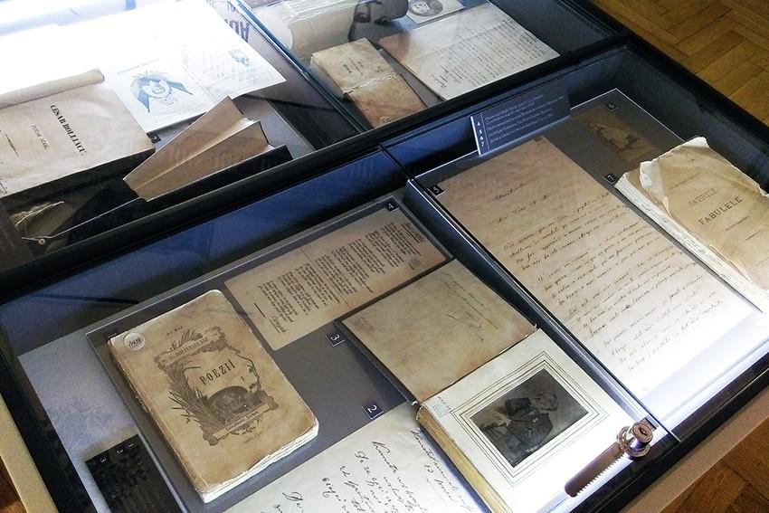 Noul Muzeu Național al Literaturii Române: un spațiu dinamic, viu, în creștere