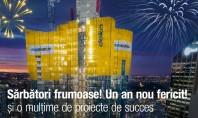 Doka România vă urează Sărbători fericite! In toata aceasta perioada am reusit sa livram solutii de