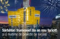 Doka România vă urează Sărbători fericite!