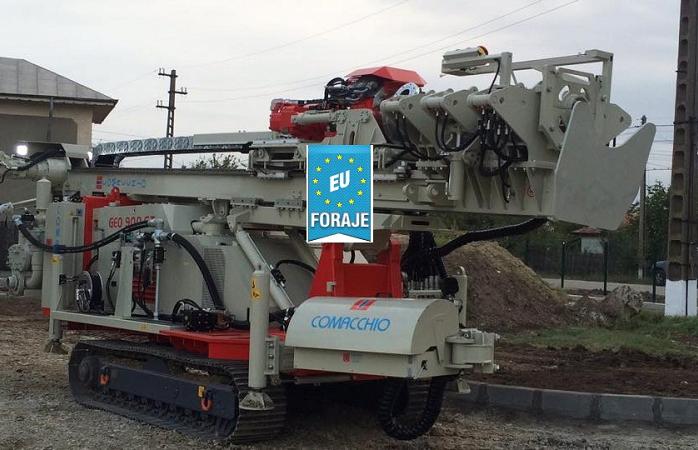 Foraje Puturi Apa de adancime medie si mare - servicii de foraje disponibile in Bucuresti Ilfov