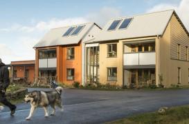 East Wins Duneland, satul cu unele dintre cele mai eficiente dezvoltari imobiliare