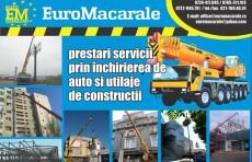 EuroMacarale - Insotire transporturi agabaritice