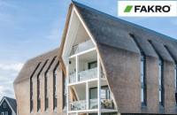 Ferestrele de mansardă Fakro, un must-have pentru toate acoperișurile Cladirile sunt cea mai