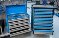 Bancuri de lucru metalice de la Unior Tepid - calitate superioara la cel mai bun pret