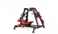 Aparat Dual de fitness, pe structura cadrului Smith
