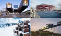 10 construcții impresionante din containere maritime In 1987 la aproximativ trei decenii de la inventia care