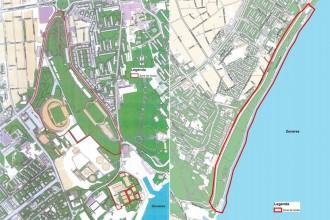 Concurs de soluții urbanistice pentru reamenajarea zonelor Valea Țiglinei și Faleza Dunării din Galați