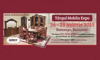 Reduceri de pana la 30% la Mobilierul Simex la Targul Mobila Expo 26-29 martie Romexpo In