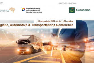 Piața de logistică transport și auto în dezbatere la Pria Logistics Automotive & Transportations Conference 26