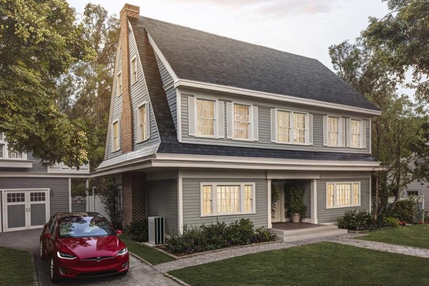 Tiglele solare Tesla sunt deja disponibile pe piata!