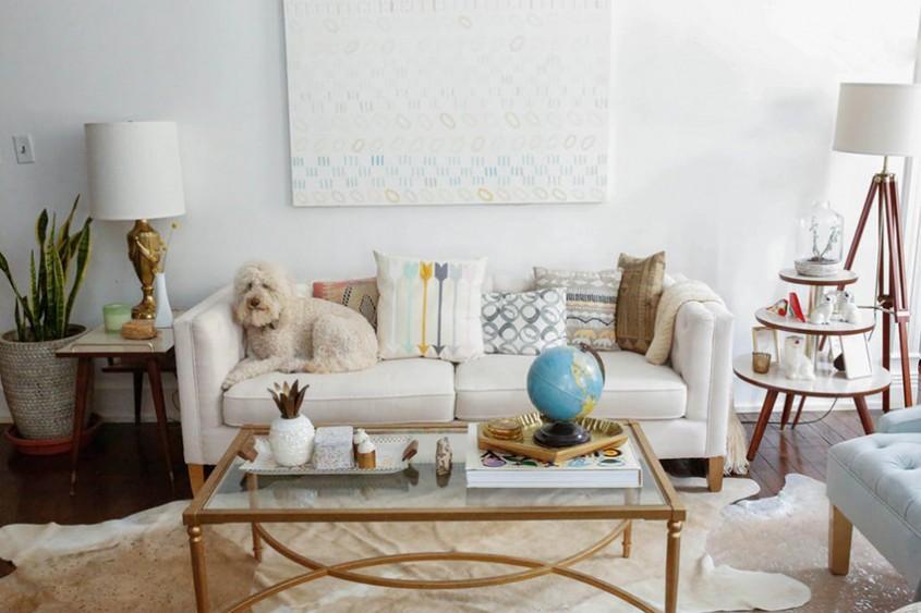 Înfrumusețează-ți camerele cu pernuțe decorative perfect aranjate!