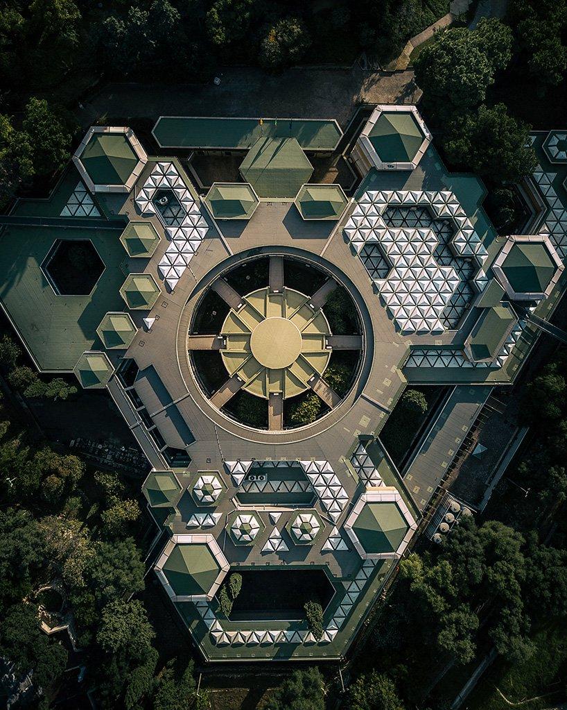 De sus în jos, prin lentila unui arhitect: locuri faimoase așa cum nu le-ai mai văzut