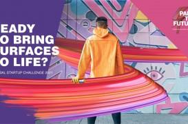 AkzoNobel invită startup-urile să participe la concursul Paint the Future