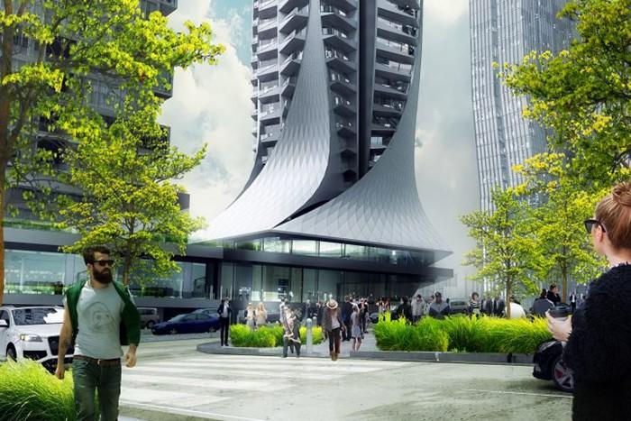 A început construcția celui mai înalt turn rezidențial din Mexico City