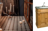 Mobilier de baie din lemn: avantaje și riscuri