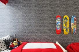 De ce este tapetul o alegere potrivită în camera copilului!