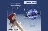 Echipa Penetron vă urează Sărbători Fericite!